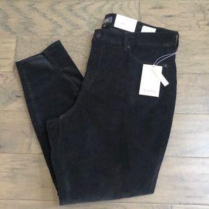 NYDJ Ami Skinny black pants, 16W, NWT